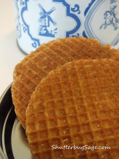 The Cure for a Very Stressful Week:  Stroopwafels