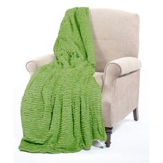 BNF Home Air Brushed Colleen Faux Fur Throw Blanket | AllModern