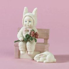 """Department 56: Products - """"Waiting For Love"""" - View Products"""