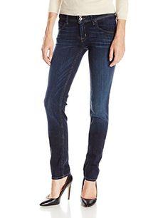 Hudson Jeans Women's Collin Midrise Skinny Flap Pocket Jean, Elemental, 29