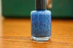 DIY: Glitter Nail Polish