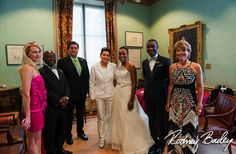 Special thank you to Soliloquy Bridal for sharing this very special wedding.  Chris wore an amazing tuxedo by Sarah Jassir.  Couple Chris and Deb Photography by Rodney Bailey