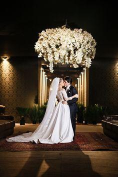 Mariana Gonzaga & Luiz Hauly | Mariée: Inspiração para Noivas e Casamentos