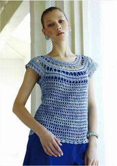 Kira scheme crochet: Scheme crochet no. 3151