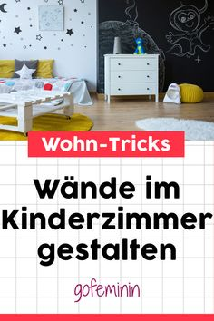 Die Besten Kinderzimmer Ideen: DIESE Hacks Sind Einfach Genial!