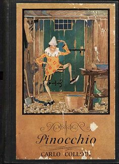 Have straight-from-the-story fun with this book - AND teach great things! Get a free template and unique teaching ideas/resources for PINOCCHIO by Carlo Collodi at https://litwits.com/pinocchio/
