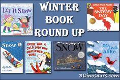Winter Book Round Up - 3Dinosaurs.com