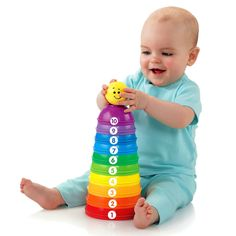 Spark the imagination of a child with Fisher-Price toys and baby gear. Search the collection by age for baby toys, baby gear, character playsets and educational toys and games. 6 Month Olds, 1 Year Olds, Fisher Price, Toddler Toys, Kids Toys, Children's Toys, Ri Happy, Best Baby Toys, Toys For 1 Year Old