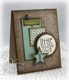 Little Star by Vervegirl - Cards and Paper Crafts at Splitcoaststampers