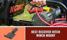 Your heavy-duty vehicle is not only for transportation. But it helps you in many ways like a sturdy trick, plow snow, and many more. So you need to have the Winch Mounting Plate, Winch Accessories, Bumper Hitch, Receiver Hitch, Trailer Hitch, Construction Materials, Steel Material, Outdoor Power Equipment, Transportation