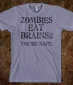 Zombie - Hipster Apparel
