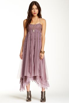 Studded Lace Dress by Free People on @nordstrom_rack