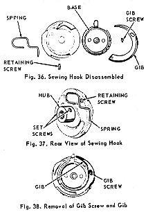 PRINTED Simplicity SL 9240 sewing machine manual (smm1185b