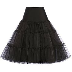Buy GRACE KARIN®Women 50s Petticoat Skirts Tutu Crinoline Underskirt CL8922 - Topvintagestyle.com ✓ FREE DELIVERY possible on eligible purchases