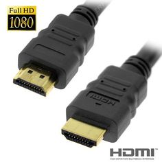 GTMax High Speed HDMI Cable GOLD-PLATED with Ferrite Cores Supports 4096×2160p Resolution, Black (25 feet) by GTMax. $9.99. What is HDMI Version 1.4?: HDMI 1.4 increases the maximum resolution to 4K × 2K (3840×2160p at 24Hz/25Hz/30Hz and 4096×2160p at 24Hz, which is a resolution used with digital theaters); an HDMI Ethernet Channel, which allows for a 100 Mb/s Ethernet connection between the two HDMI connected devices; and introduces an Audio Return Channel, 3D Ove...
