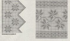 Filet Crochet, Crochet Stitches, Crochet Patterns, Looks Vintage, Bed Spreads, Photo Wall, Chart, Embroidery, Blanket