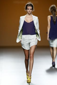 Sara Coleman - Madrid Fashion Week P/V 2014 #mbfwm