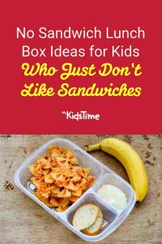 Do sandwiches come back uneaten in your child's lunchbox at the end of the school day? Take a look at these no sandwich lunch box ideas for inspiration. Cheese And Chive Scones, Ham And Cheese, Homemade Sausage Rolls, Big Sandwich, Fruit Scones, Crispy Chickpeas, Easy Pasta Salad, Sunday Roast, Lunchbox Ideas