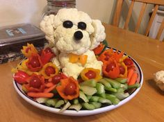 Veggie puppy