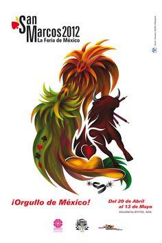 Feria de San Marcos 2012, #Aguascalientes, #Mexico