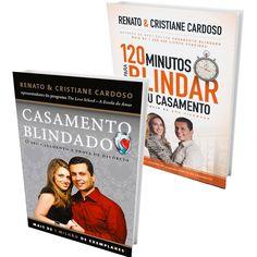 ótimos livros recomendo! Renato  e Cristiane Cardoso