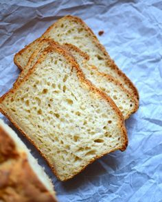 Yammie's Glutenfreedom: The Best Gluten Free White Bread!
