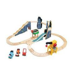 Amazon.com: Thomas & Friends Wooden Railway Set - Quarry Set: Toys & Games.  $136. Prime.