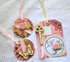 Embellished+Tags+Scrapbooking+Tags+Journaling+by+ArtistsCornerShop