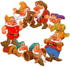 The Seven Dwarfs...Can you name them all?