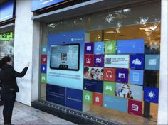 Interactive Product Display | New Product Archives « Getting Your Message Blog | Kiosk & Display ...
