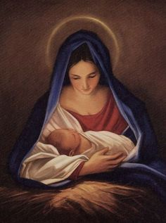 Madonna and Christ Child Mother Of Christ, Jesus Mother, Blessed Mother Mary, Blessed Virgin Mary, Religious Images, Religious Art, Religious Paintings, Catholic Art, Catholic Saints