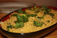 We are big couscous fans in my house and this recipe that my husband found from Ainsley Harriot is really tasty. Great as a snack on its own or as an accompaniment to roasted veggies or grilled meats and fish.