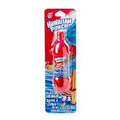 Hawaiian Punch Fruit Juicy Red Flavored Lip Balm in Soda Bottle | Claire's