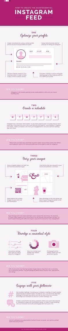 How to Create the Quintessential Instagram Feed - Elle & Company Está farto de procurar por templates WordPress? Fizemos um E-Book GRATUITO com OS 150 MELHORES TEMPLATES WORDPRESS. Clique aqui http://www.estrategiadigital.pt/150-melhores-templates-wordpress/ para fazer download imediato!