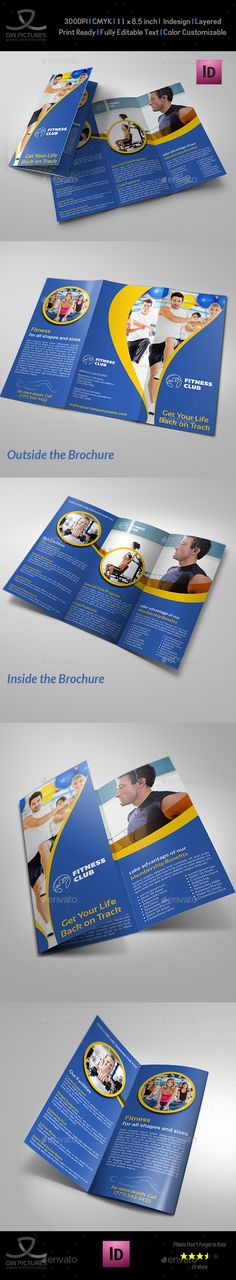 Construction Company Brochure TriFold Vol  Tri Fold Brochures