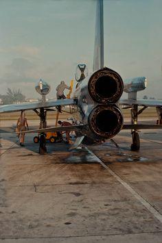 Lightning F6 of 74Sqdn at RAF Tengah