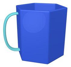 Hexagon Mug / #Tableware