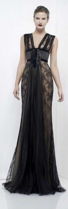Zuhair Murad - Ready to Wear 2012-2013 Fall: Winter Evening Collection..♥✤   Keep the Glamour   BeStayBeautiful
