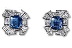Jack Vartanian Safira earrings