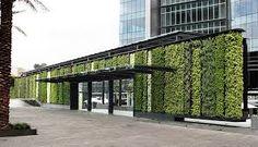 Resultado de imagen para espacios verde huertas verticales