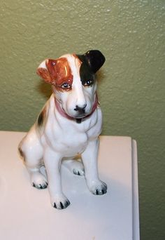 """Aren't I Cute""!  Vintage dog figurine"