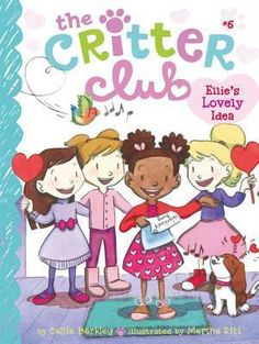 It's Valentine's Day, and The Critter Club is singing telegrams for charity-but will Ellie receive some of the love she is giving? Valentine's Day is coming up, and to raise money for a charity called Puppy Love, Ellie suggests that she and The Critter Club girls sell singing telegrams. The girls have a lot of fun writing and performing the songs, but all the holiday spirit makes Ellie wish someone would send her a singing ...
