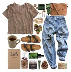 Designer Clothes, Shoes & Bags for Women Cute Comfy Outfits, Stylish Outfits, Fall Outfits, Fashion Outfits, Aesthetic Fashion, Aesthetic Clothes, Mode Lookbook, Granola Girl, Estilo Hippy