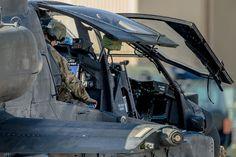 U.S. Army AH-64D Apache Longbow