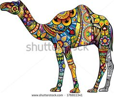 Cheerful camel. by cupoftea, via Shutterstock