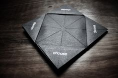 Zilian Opening Invitation - Braga Store by This is Pacifica , via Behance