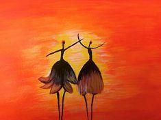 Dance like no one is watching. Dance Like No One Is Watching, Acrylic Paintings, Insta Art, Sky, Nature, Artist, Beautiful, Heaven, Naturaleza