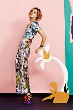 Juco Photography Fashion editorial Blooming Bold series (Mode)