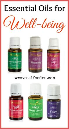 Essential Oils for Well-being. How essential oils help keep your mood up and your stress levels down. realfoodrn.com