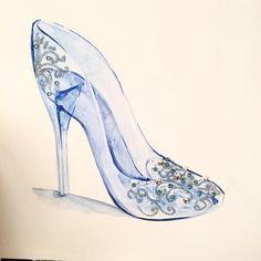 Cinderella's Glass Slipper | Disney Dreams